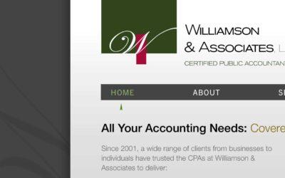 Williamson & Associates Gets Some Upgrades