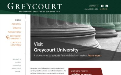 Announcing the shiny, new Greycourt website