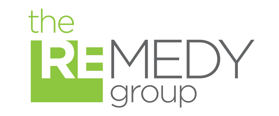 The Remedy Group gets a redesign